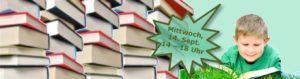 4. Kinderbuch-Flohmarkt @ Kinder- und Jugendtreff | Steffisburg | Bern | Schweiz